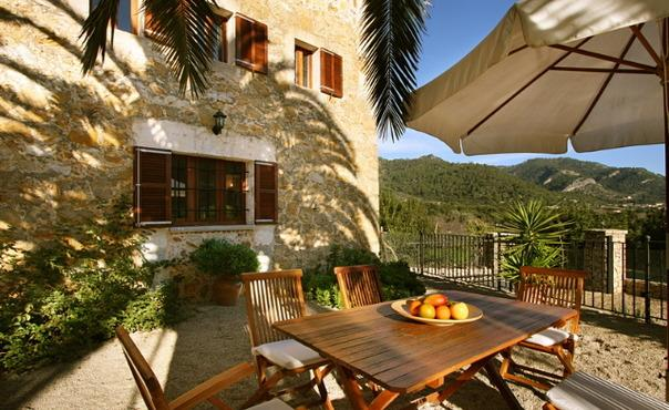 Finca with private pool and sun terrace  - near Selva - ES-1050802-Selva - Image 1 - Selva - rentals