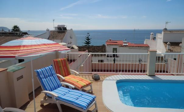Apartment with pool in Nerja nearby the Sea  - ES-286-Nerja - Image 1 - Nerja - rentals