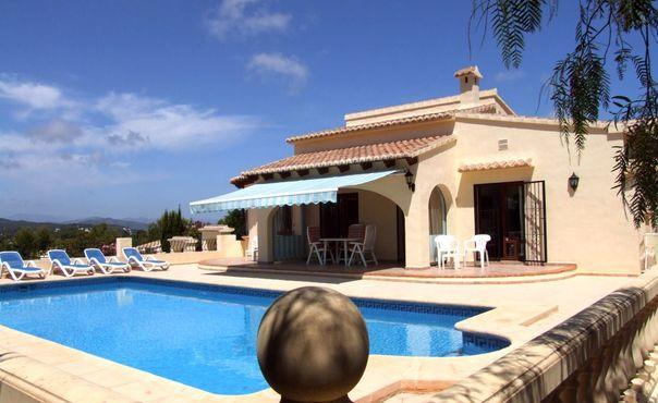 Holiday home for 6 persons  with private pool  - ES-1058298-Jávea - Image 1 - Javea - rentals