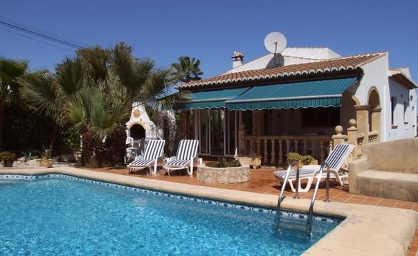 Holiday home for 6 persons  with air conditioning  - ES-1069942-Jávea - Image 1 - Javea - rentals