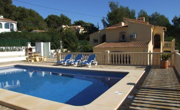 Villa with private pool in a beautiful  location - max 6 people - ES-1069969-Jávea - Image 1 - Javea - rentals
