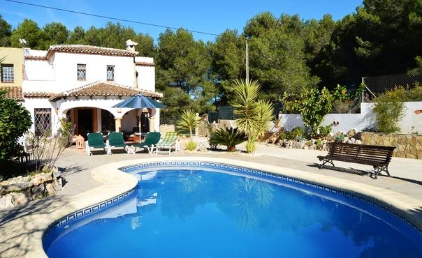 Holiday House with pool and private garage  - max 6 people - ES-1070830-Jávea - Image 1 - Javea - rentals