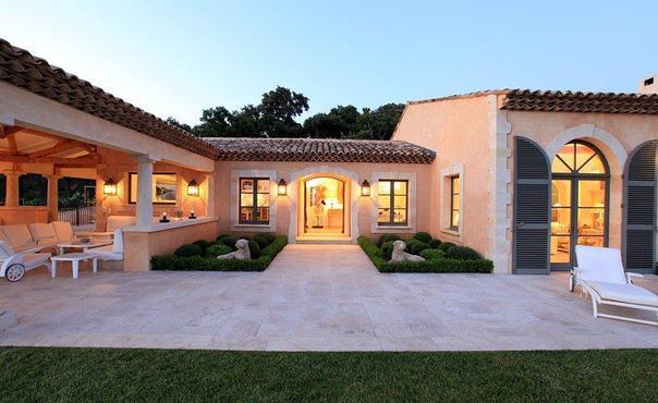 Modern luxury villa in Ramatuelle  with tennis court, a beautiful garden - FR-1072013-Ramatuelle - Image 1 - Ramatuelle - rentals