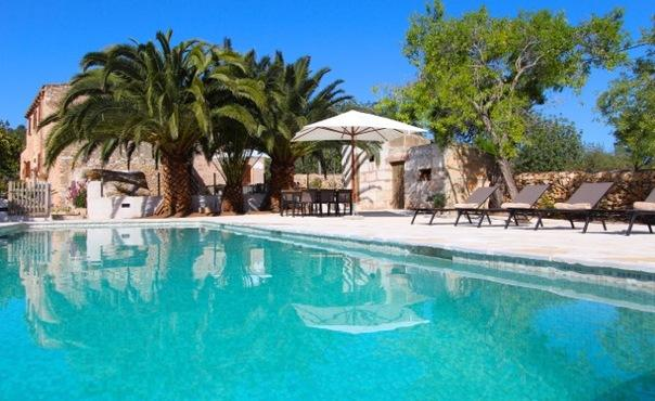Nice holiday home on Majorca with internet,  children safe pool and Airconditioning - ES-1072209-Sant Llorenc des Cardassar - Image 1 - Son Cervera - rentals