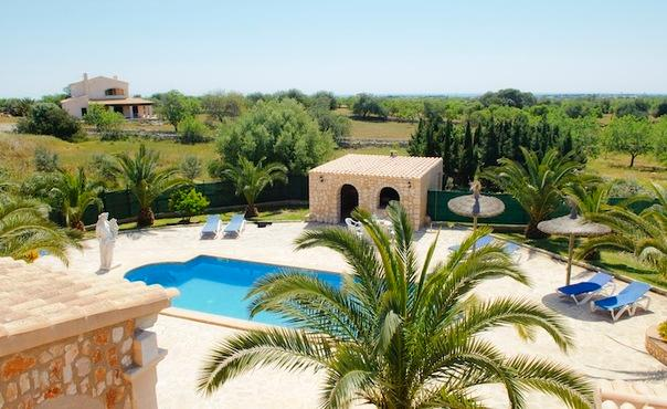 Holiday home Mallorca with pool  and wonderful views - ES-1072252-Cala D'Or - Image 1 - Cala d'Or - rentals