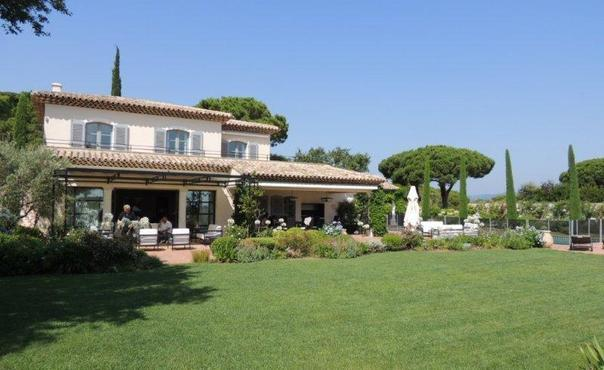 Beautiful villa on a hill in a quiet  location with pool - FR-1074904-Saint-Tropez - Image 1 - Saint-Tropez - rentals