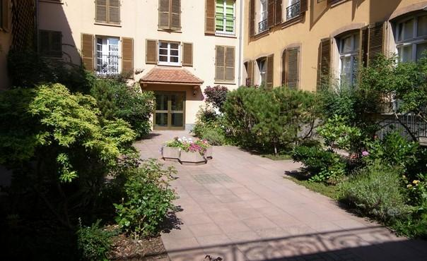 The house is located in the heart  of old Colmar - FR-490-Colmar - Image 1 - Colmar - rentals