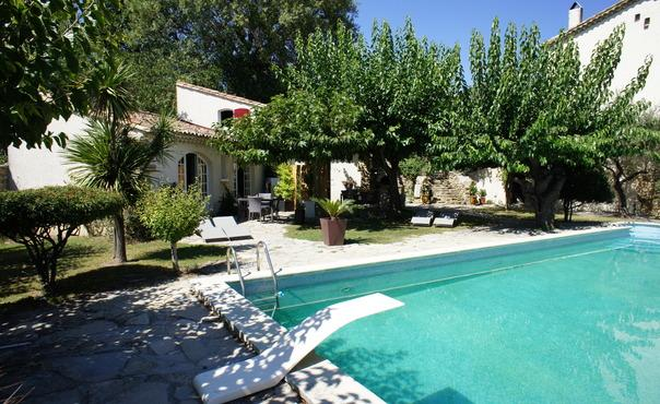 Cottage for 2 persons and 2 children  - FR-646-Deaux - Image 1 - Vezenobres - rentals