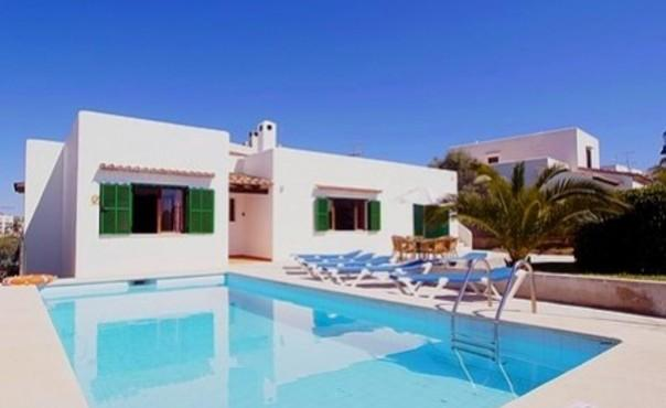 Holiday Home Mallorca, Cala d'Or,  calm situation with pool and sun terrace - ES-876-Cala D'Or - Image 1 - Cala d'Or - rentals