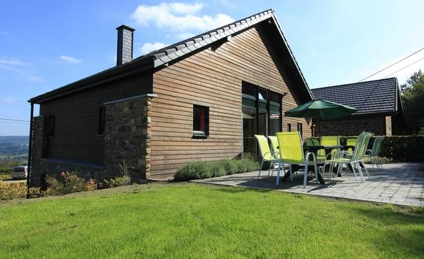 Comfortable holiday house in the Ardennes  for groups , max 15 persons - BE-146-Stavelot - Image 1 - Stavelot - rentals