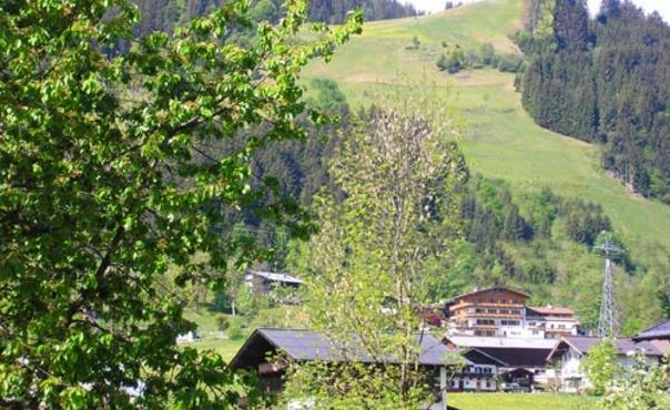 Apartment in central and quiet location  for up to 5 persons - AT-549101-Kitzbühel - Image 1 - Kitzbühel - rentals