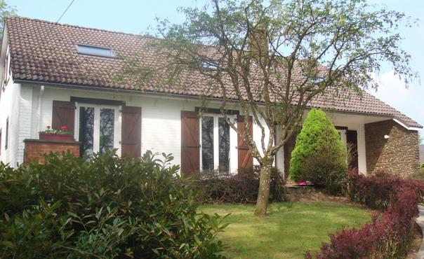 Holiday home in the countryside  - BE-728849-Ligneuville - Image 1 - Ligneuville - rentals