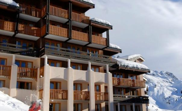Beautiful Apartment in the Mountains of  France - max 4 people - FR-1071312-Belle Plagne - Image 1 - Belle Plagne - rentals