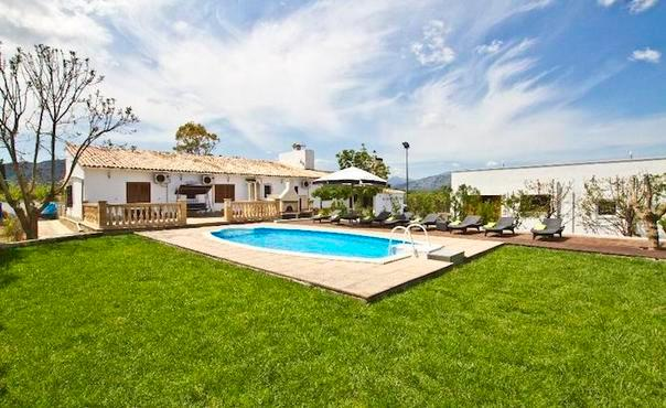 Holiday house Alcudia - Majorca for 4 people  with large pool - ES-1074767-Alcudia - Image 1 - Puerto de Alcudia - rentals