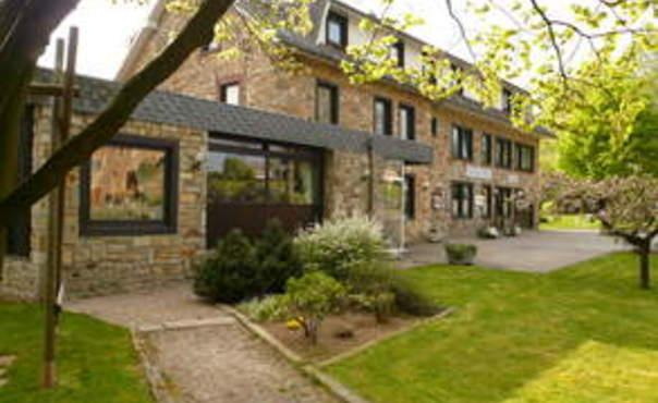 Large holiday accommodation in the Ardens  Comfortabel ancient hotel.  - BE-9737-Robertville - Image 1 - Robertville - rentals