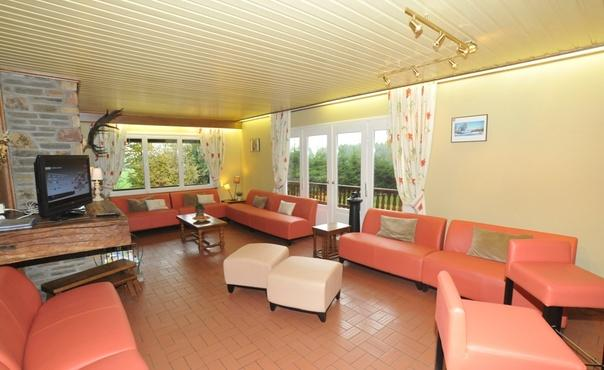 Spacious holiday home in the Ardennes  peaceful and calm situation - BE-602-Bütgenbach - Image 1 - Weywertz - rentals