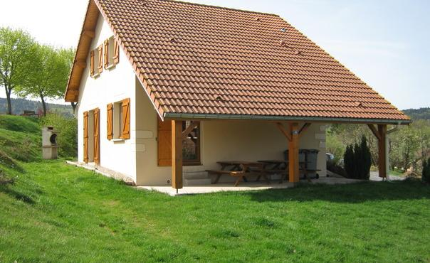 Holiday house for 10 persons  - FR-706-Anould - Image 1 - Corcieux - rentals