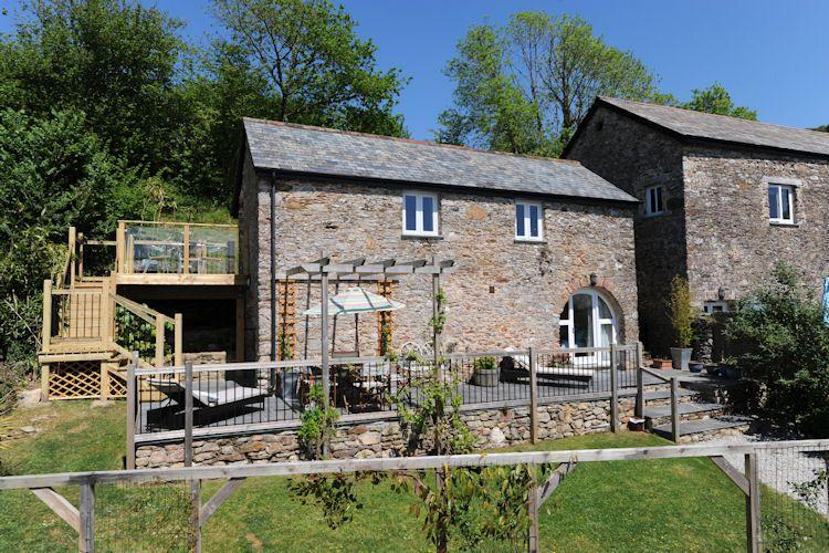 Outside Nutcombe Cottage, Exmoor and Country - Nutcombe Cottage - Ilfracombe - rentals