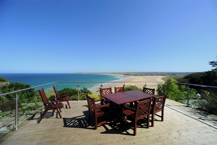 The terrace - Whitsunday House - Saint Ives - rentals
