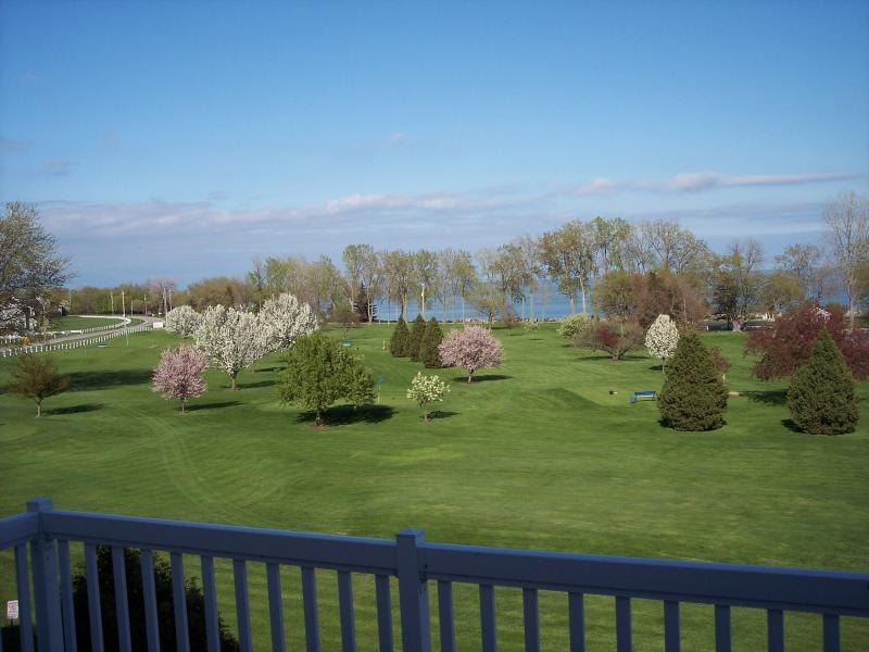 Wake up to this view!!  Wow! - Stunning View, pool, beaches, golf, Cedar Point - Marblehead - rentals