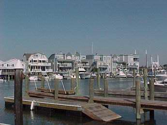 3BD/2BA Victorian Harbor Condo. Sleeps 6. 3343 - Image 1 - Cape May - rentals