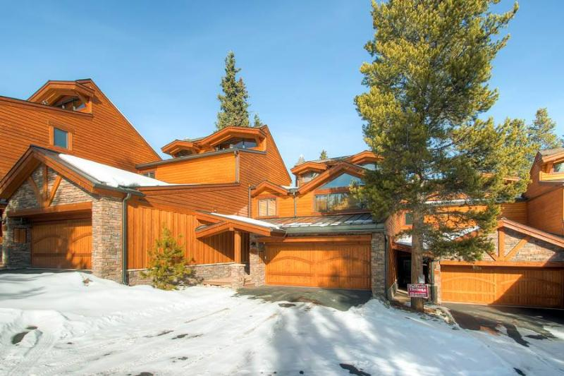 Tyra 904 Ski In / Ski Out  Amazing 4.5 BR Townhome - Image 1 - Breckenridge - rentals