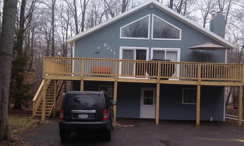 Beautiful Loft House - Beautiful 4 Bedroom + Loft near Camelback & Casino - Tobyhanna - rentals