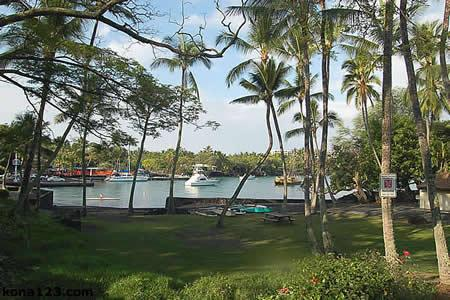 Condo is a block and a half (.2 mi.) to Keauhou Bay. - Keauhou Bay Resort Condo - Keauhou - rentals