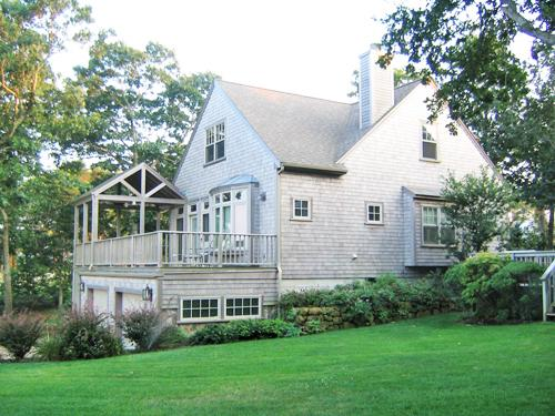 1327 - Wonderful Edgartown Home with Waterviews - Image 1 - Edgartown - rentals