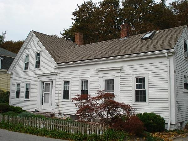 Home & Guest Cottage – Walk to Town! (1612) - Image 1 - Wellfleet - rentals