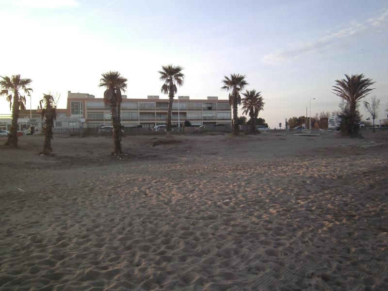 20m to strand  and direkt at the sea - Image 1 - Saint-Aygulf - rentals