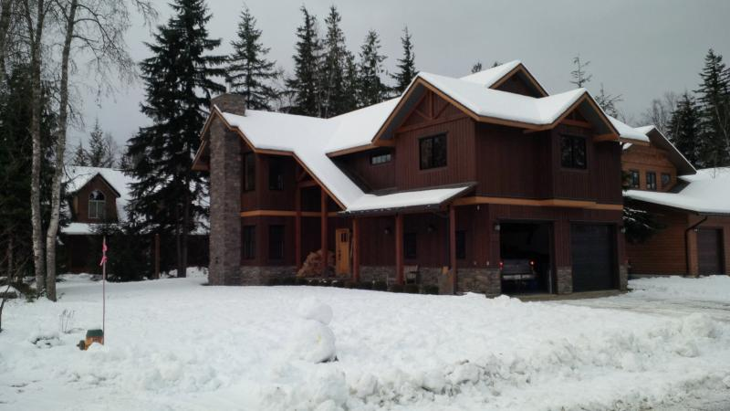 The Home - FEBRUARY LAST MINUTE SPECIAL- 5 minutes from base of RMR 5 minutes from town. - Revelstoke - rentals