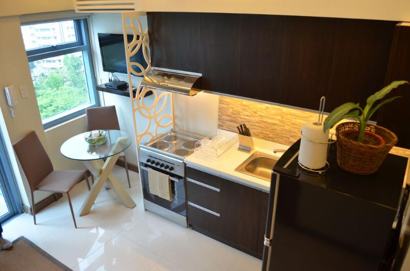 Fully Appointed Luxurious 1 Bedroom Greenbelt Loft - Image 1 - Makati - rentals