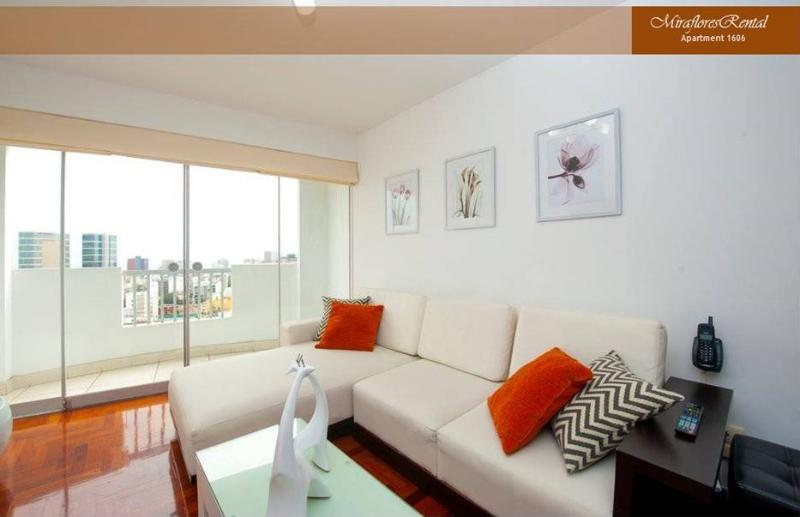 Beautiful high rise Apartment Building - Image 1 - Miraflores - rentals