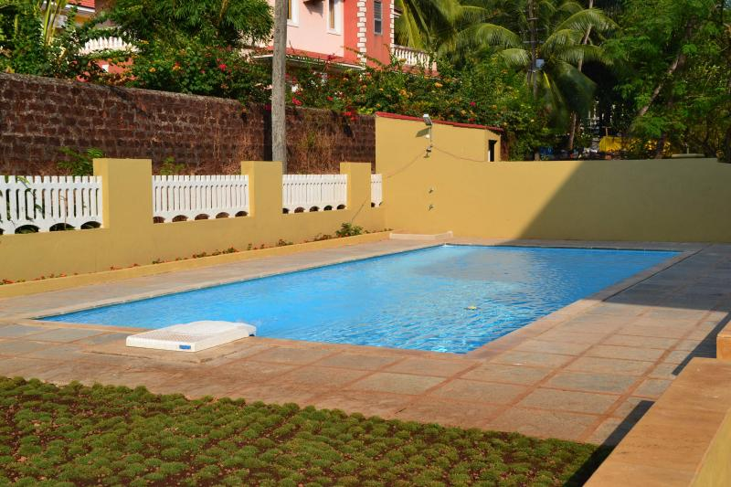 Pool - Villa In the Heart of Arpora, Goa - Bardez - rentals