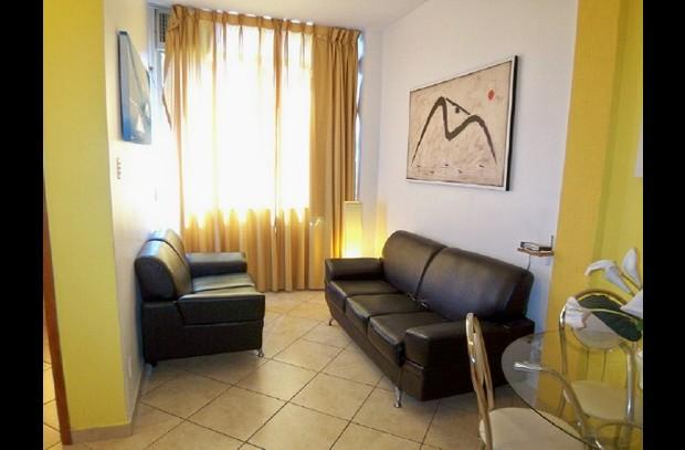 Beautiful 3 Bedroom Steps to Copacabana Beach - Image 1 - Ipanema - rentals