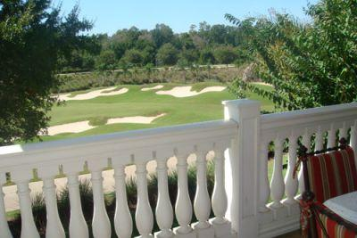Balcony View - Beautiful villa with balcony and golf views - Reunion - rentals