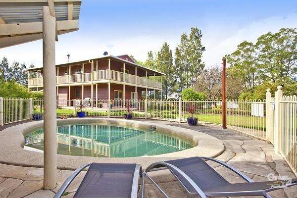 Elderslie House, Hunter Valley - Image 1 - Branxton - rentals