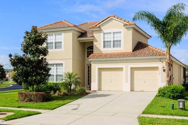 Luxury 5 bed Disney villa with a private pool! - Image 1 - Reunion - rentals