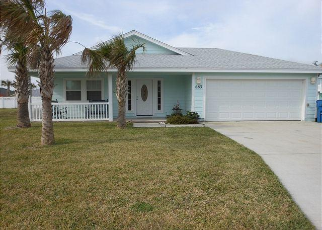 Blue Water Cottage 683KD - Image 1 - Port Aransas - rentals