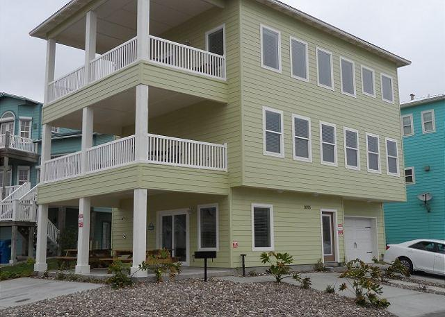 Ocean Lookout 2075SP - Image 1 - Port Aransas - rentals