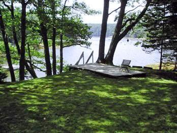 View of water at dock - Kayaker`s Dream - launch right here - Boothbay Harbor - rentals