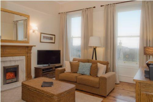 WEST END RETREAT, Lynedoch Place, Edinburgh, Scotland - Image 1 - Glasgow - rentals
