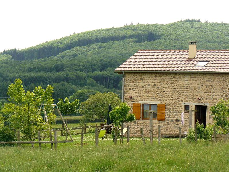 RURAL GITE IN SOUTH BURGUNDY near Cluny, Taizé - Image 1 - Chateau - rentals