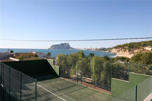 Holiday house for 13 persons, with swimming pool , in Moraira - Image 1 - La Llobella - rentals