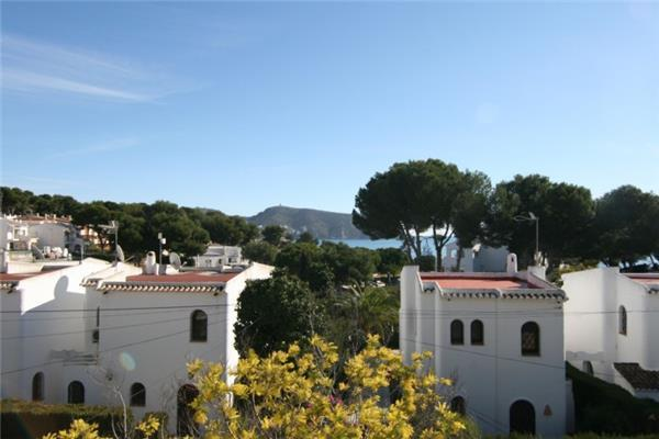 Holiday house for 8 persons near the beach in Moraira - Image 1 - La Llobella - rentals
