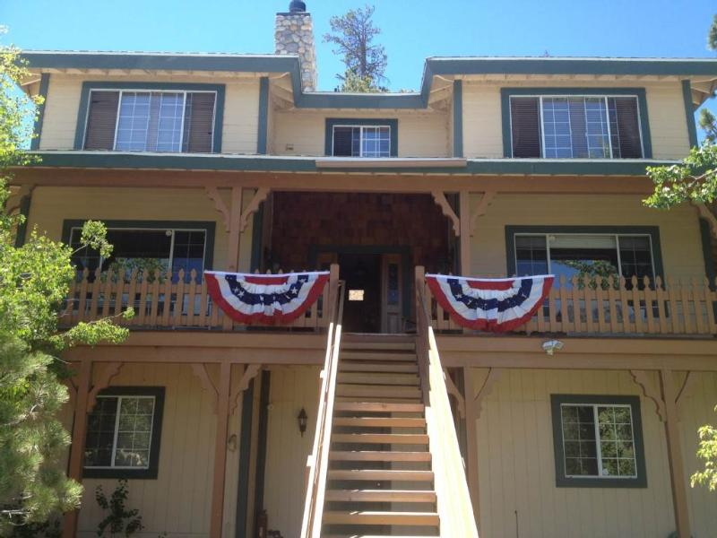 Boulder Bear Lake House #1465 - Image 1 - Big Bear Lake - rentals