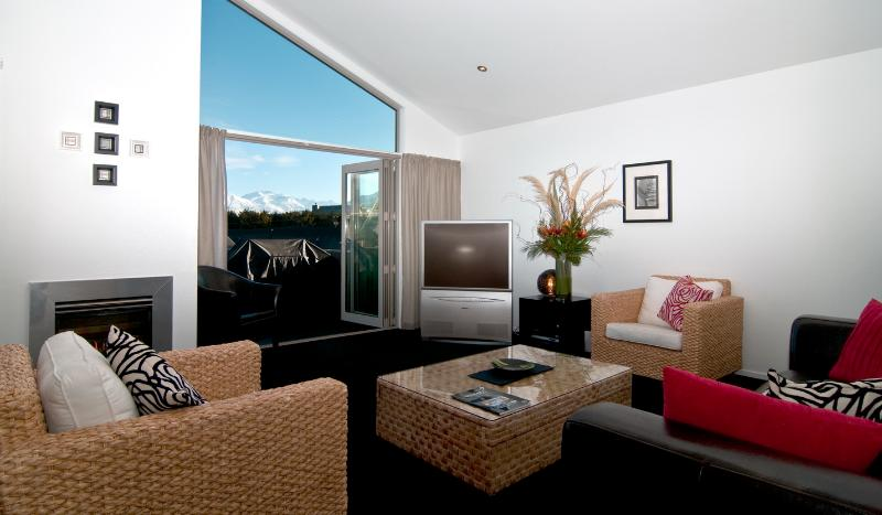 Lounge - Luxury Townhouse on Anderson - Wanaka - rentals