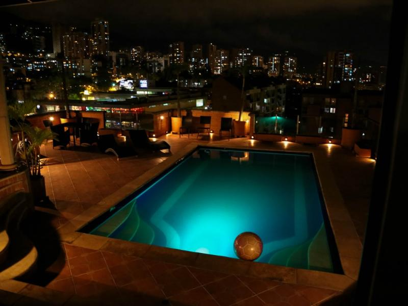 2 Story Penthouse Private Pool 5 Jacuzzis 5 Bedrm - Image 1 - Medellin - rentals