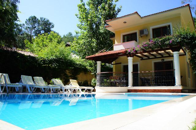 Private Holiday Villa with Pool for Rent in Turkey - Image 1 - Gocek - rentals